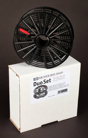 Image of Jobo Duo Set 2502 adjustable reel for 35/120
