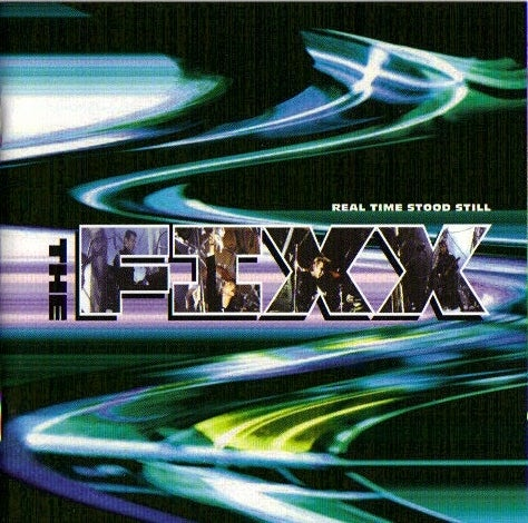"""Image of The Fixx - """"Real Time Stood Still"""" CD"""