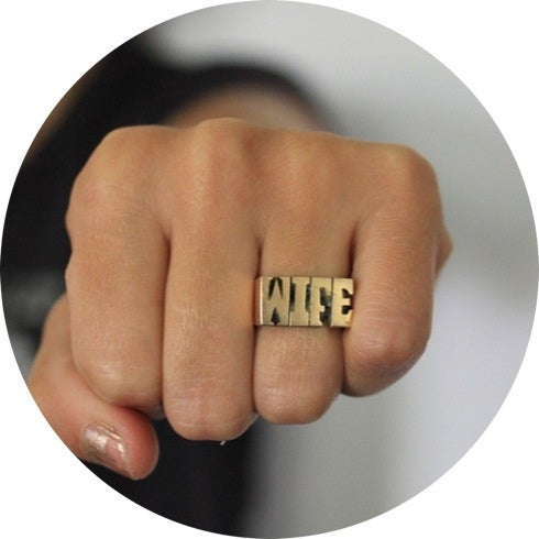 Image of ID RING / WIFE