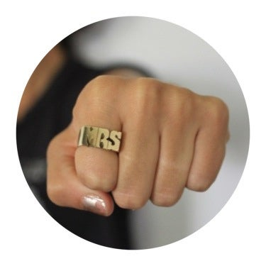 Image of ID RING /// MRS