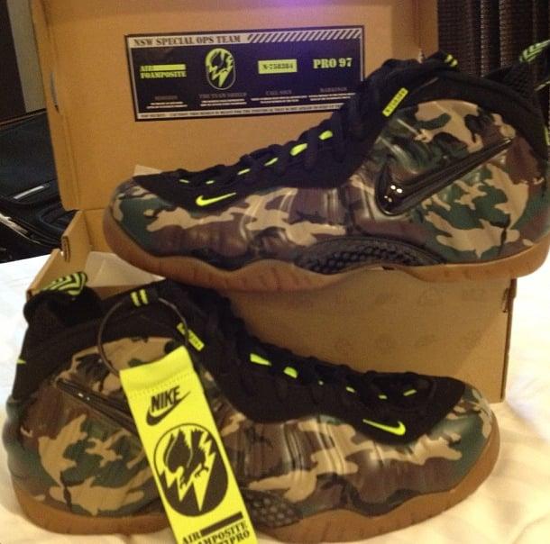 cheap for discount bf60e c5043 Nike Foamposite Pro