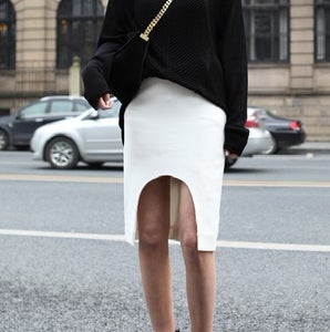 Image of 1. Royal Arch Skirt