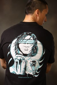 Image of Polar Bear / Shirt - Black