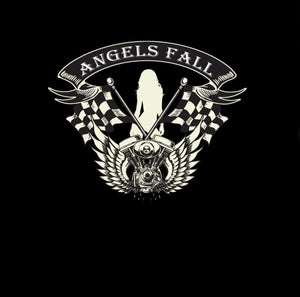 Image of Angels Fall CD (EP) NEW TRACKS!!
