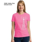"Image of T-Shirt: Pink Ladies Sons ""Tower"" Tee (Limited Edition)"