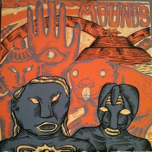 Image of MOUNDS - HIGH EARTH MOUNDS LP