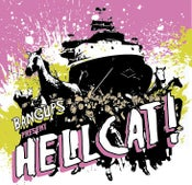 Image of new album - HELLCAT!