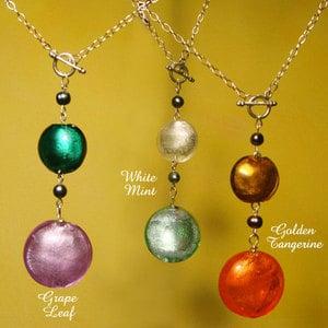 Image of Sugar Drop Necklace