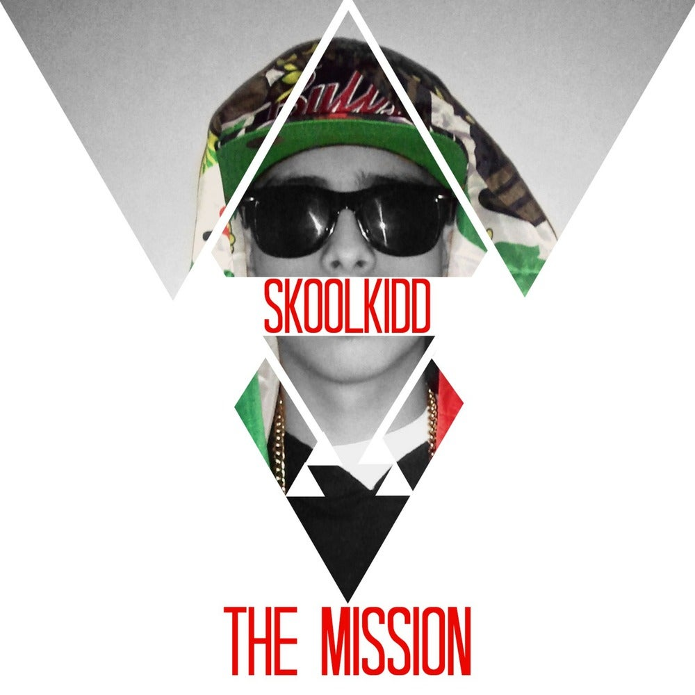 Image of SkoolkidD - THE MISSION [CD-Hard Copy]