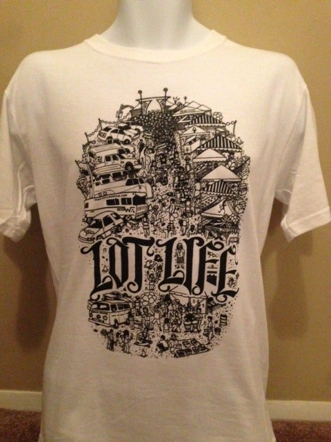 Image of Where's Karl? Original Lot Life T