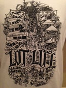 Image 2 of Where's Karl? Original Lot Life T