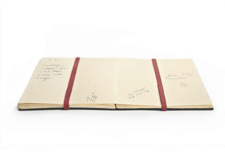 Image of NOTEZ notebook | dotted, 32 pages