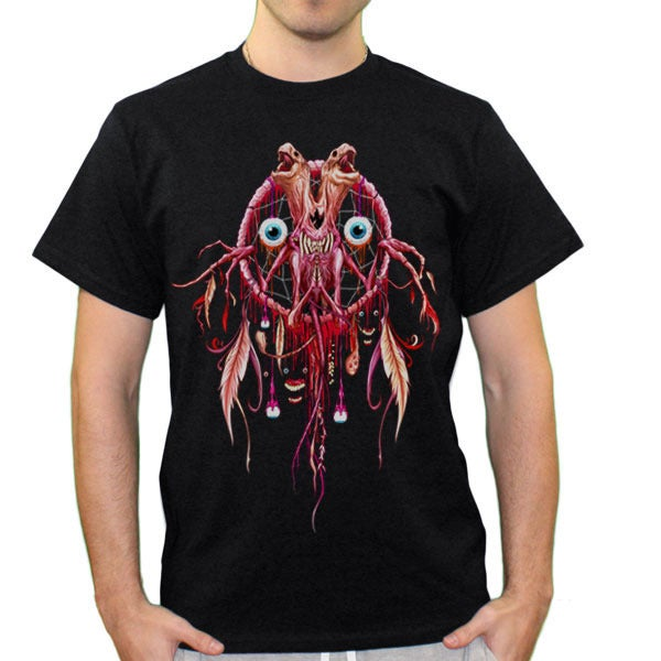 Image of The Dream Gobbler | Alex Pardee | T Shirt
