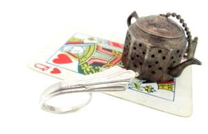 Image of Wonderland Tea party ring