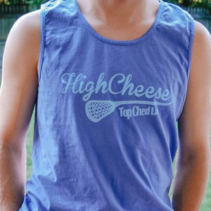 Image of High Cheese - Blue