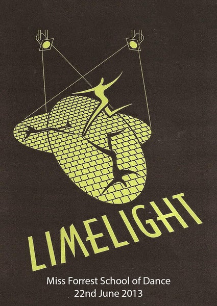 Image of Limelight 2013 DVD - Miss Forrest School of Dance