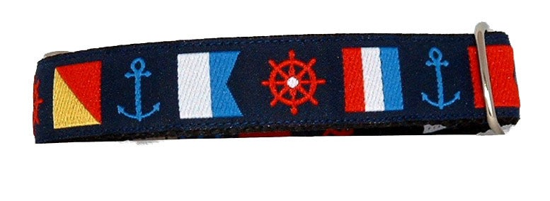 Nautical Flags - Dog Harness