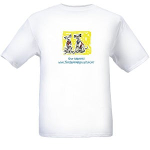 Image of Izzy and Lottie Dot T-shirts