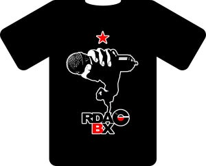 Image of RDACBX Logo T-Shirt