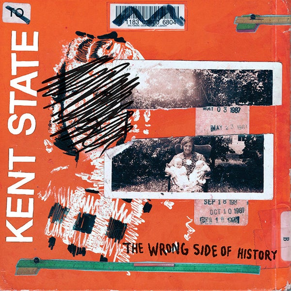 """Image of KENT STATE """"The Wrong Side of History"""" LP"""