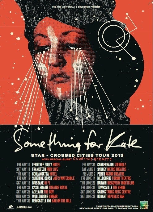 Image of Tour Posters: Star Crossed Cities; Sci-fi Sunsets - Click to View