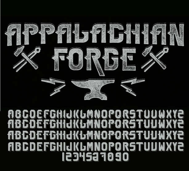 Image of APPALACHIAN FORGE