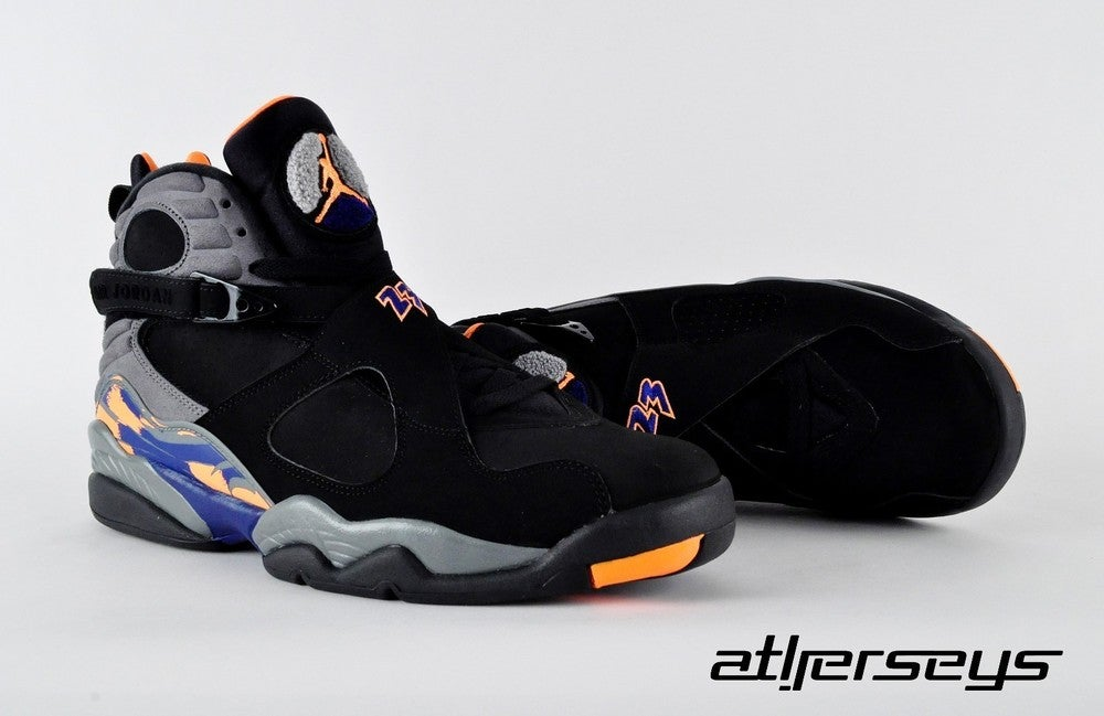 timeless design 9aa3e f1b28 ... Image of AIR JORDAN 8 RETRO - 305381-043 -