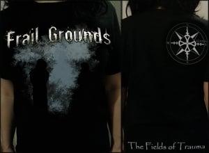 "Image of Tshirt ""The Fields of Trauma"" - Brand new!"