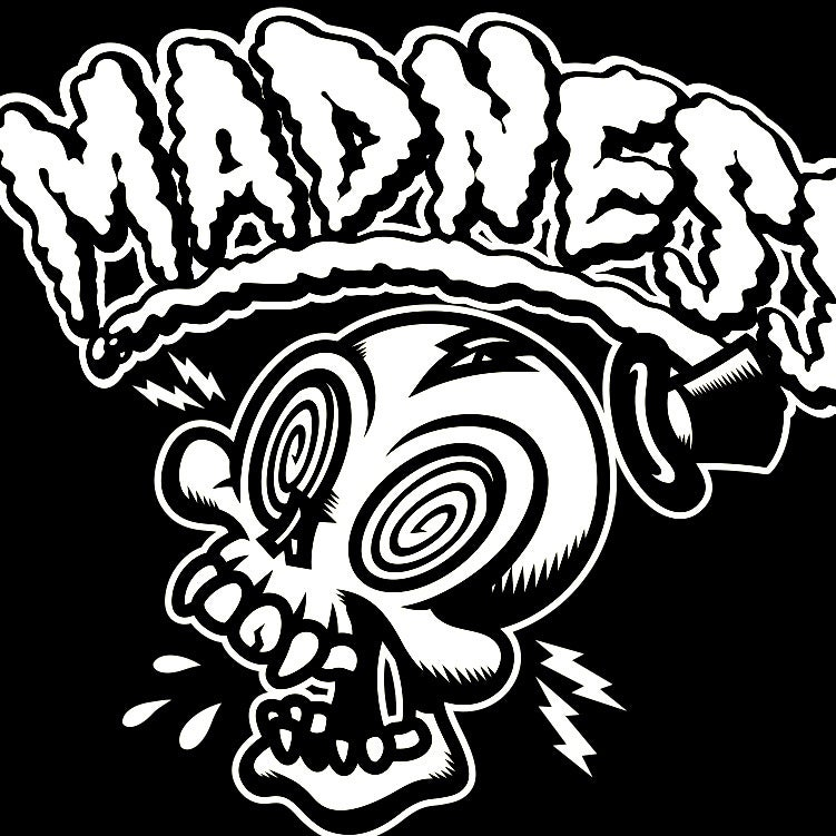 Image of Madness Skull