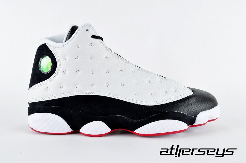 Image of AIR JORDAN 13 RETRO - 309259-104 - HE GOT GAME cb23b4333