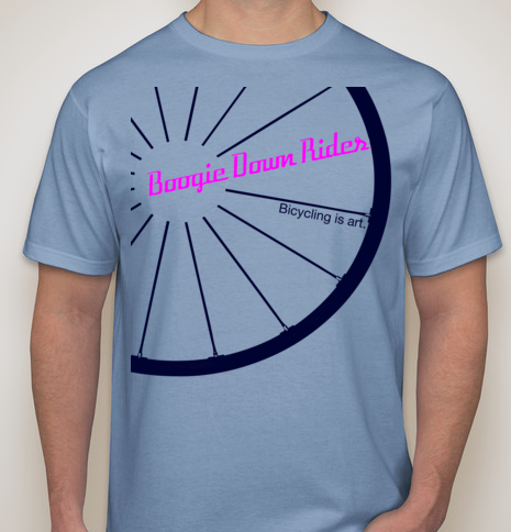 Image of Boogie Down Rides T-shirt