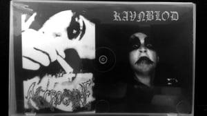 Image of 003: Ravnblod/Necrocaine split