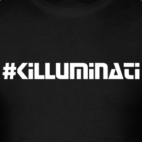 Image of :: #KILLUMINATI :: T-Shirt