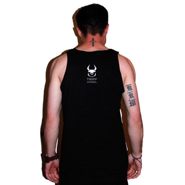 Image of Gianni - Black (Tank)