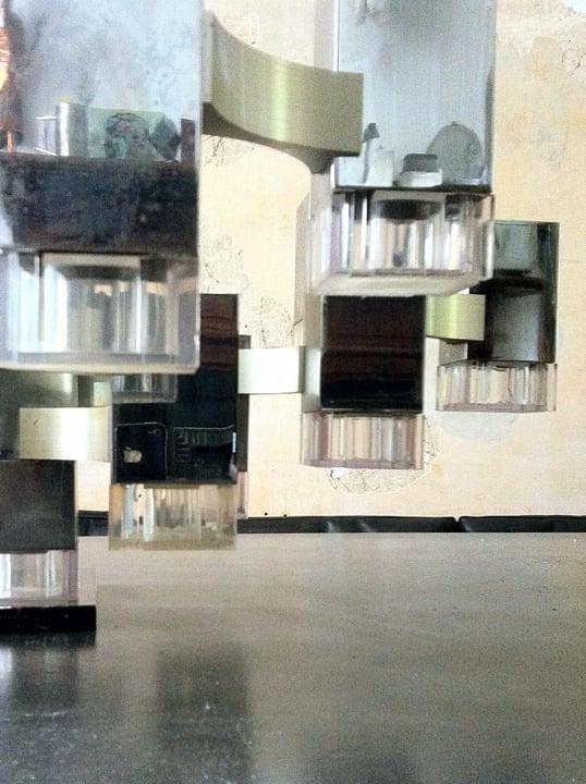 Image of Sciolari Cubic Chandelier