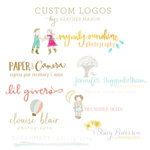 Image of Custom Logos by Heather Manor