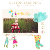 Image of Custom Branding by Heather Manor
