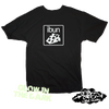 ((SIKA x ibun)) GLOW IN THE DARK ibun cheese T-shirt