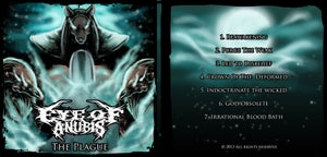 Image of Eye of Anubis - The Plague EP