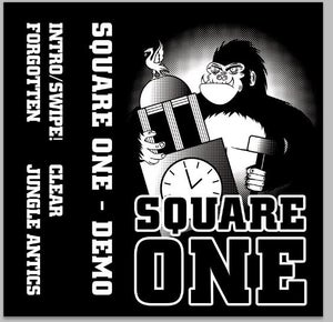 Image of SQUARE ONE - DEMO TAPE 2013