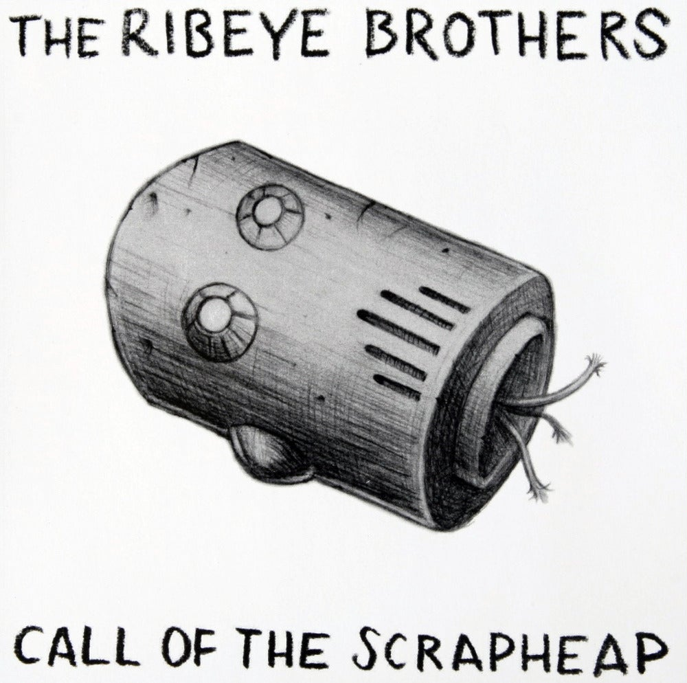 Image of Call of the Scrapheap CD or  limited edition brown vinyl