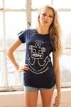 Hope Anchor Unisex T Shirt
