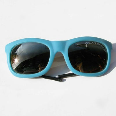 Image of <b>'Ocean Pacific' 1990s Vintage mirrored sunglasses</b>