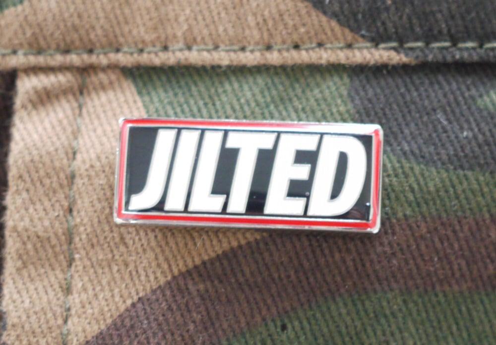 Image of JILTED LIFE PIN BADGE SET x4