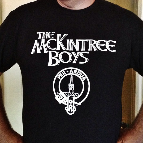 The McKintree Boys Logo Unisex Tee