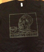Image of Negative Desire - Black Tee