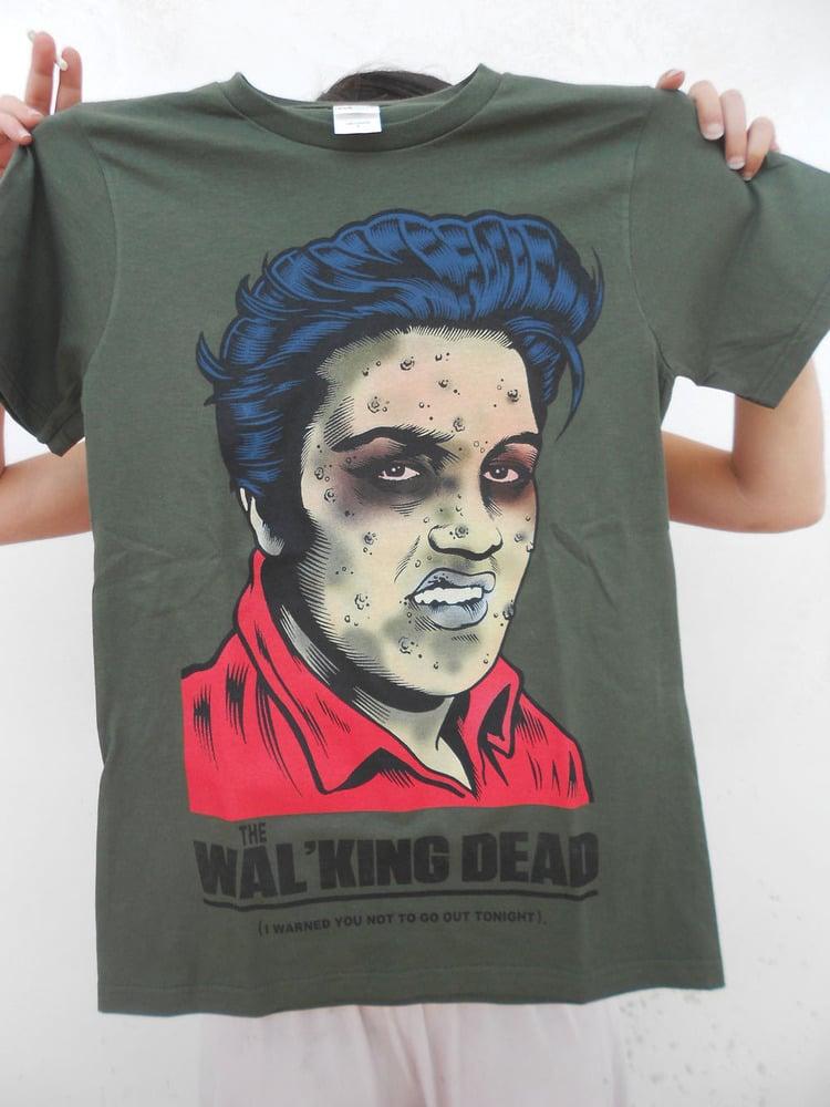 Image of ★ The Wal'King Dead    ( Jumbo print ) .