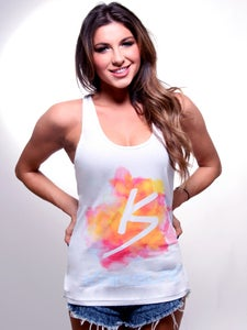 Image of Women's Watercolor Tank