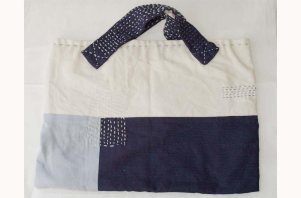 Image of Sashiko Bag. No.1