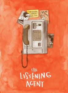 Image of The Listening Agent - Joe Decie